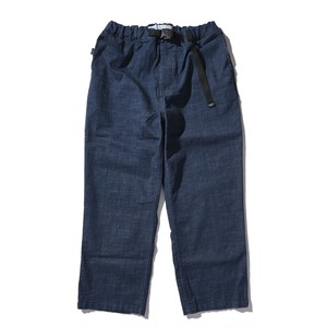 BELLWOODMADE Awesome Pants Wide Denim -Indigo