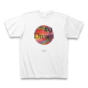 #9 Dream(夢の夢)ジョン・レノンリスペクトTシャツC