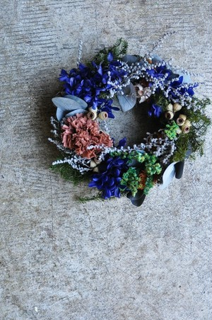 wreath <BOX付> no.52