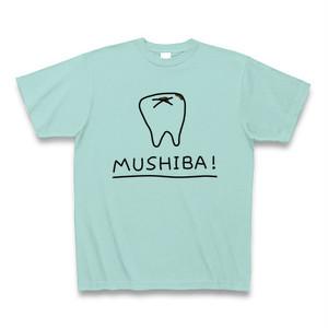 MUSHIBA! Tシャツ