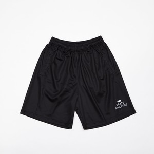 Crate Mesh Pants Black