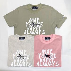 BE HAPPY Tシャツ