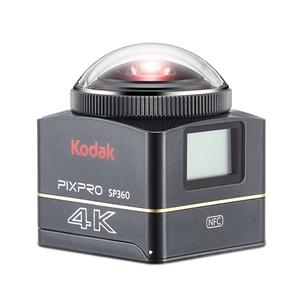 PIXPRO SP360 4K x2 水中ハウジング x2 オリジナルダブルマウントパーツ 水中360パノラマ撮影セット