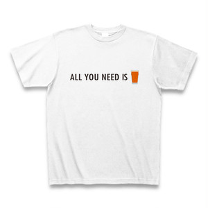BD.Cオリジナル Tシャツ All you need is IPA