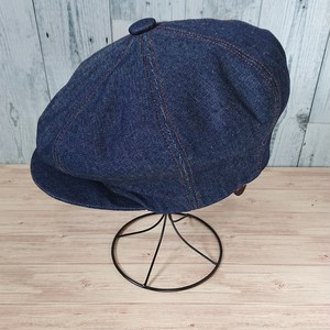 NEWYORK HAT#6291 DENIM BIG APPLE RankS