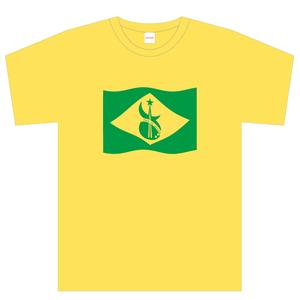 Tシャツ_flag