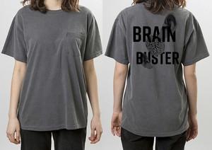 0520BrainbusterガーメントダイポケットTシャツ(XL)