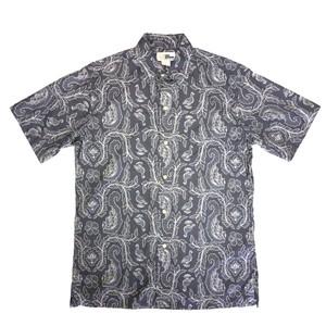 レインスプーナーUSEDアロハシャツ / size S