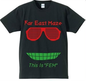 "This is ""FEM"" Tシャツ"