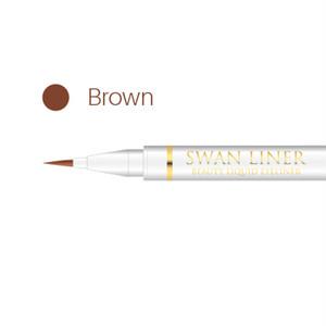 SWAN LINER (スワンライナー) ビューティーリキッドアイライナー BROWN