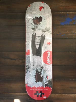 "SK8 DECK ""ALMOST 8,25"""