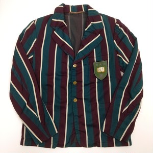 【MACGREGOR & GRANT LTD】50~60s' Regimental Stripe Jacket