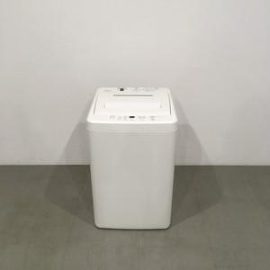 【極美品】 MUJI 無印良品 AQW-MJ45 電気洗濯機 2017年製
