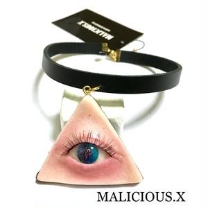reptiles eye / blue(skin)