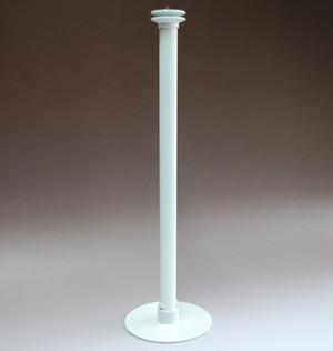 レインボーキャンドル専用管60分用(平燭台付)