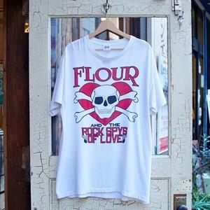 1990s Heart & Skull T-Shirt / 90年代 スカル ボーン Tシャツ