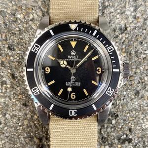 WMT WATCH Royal Marine – MilSpec / Limited 50 pc (NH35)