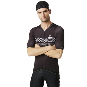 OAKLEY / ENDURANCE JERSEY / Blackout