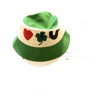 【mini rodini KIDS】CLOVER BUCKET HAT