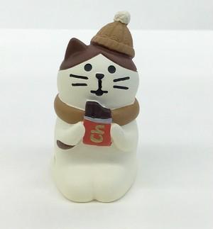 コンコンブル   チョコ猫