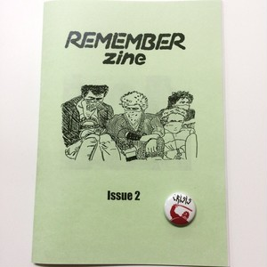 竹林出版「REMEMBER Zine」