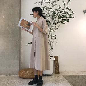 【お取り寄せ商品】single-breasted dress 5649