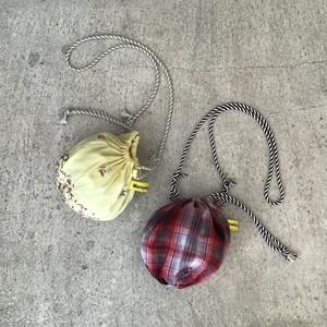 Mametra × SHINPIN花柄バッグ