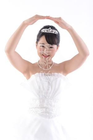 【0199】ポーズを取る花嫁