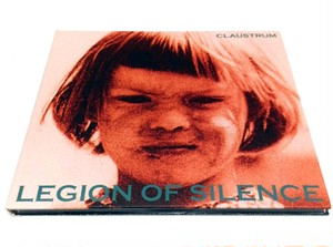 [USED] Claustrum - Legion Of Silence (2015) [CD]
