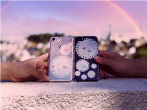 Jelly fish iphone case セット