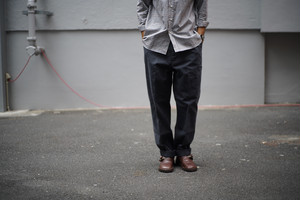 【再入荷】ENDS and MEANS / Work Chino