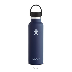 【Hydro Flask】HYDRATION 21 oz Standard Mouth - Cobalt