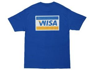 WHIMSY(ウィムジー) / WISA TEE -BLUE-