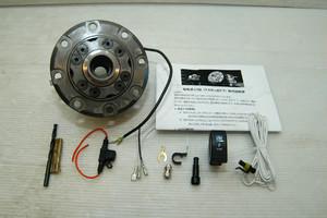 電磁デフロックLSD フロント 22SP 8ボルト