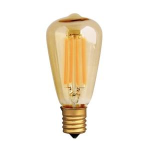 【調光器対応】E17 エジソンバルブ LED ミニロング