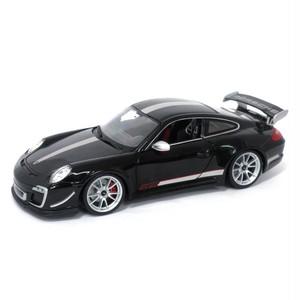 Bburagoブラーゴ 1:18 ポルシェ GT3 RS4.0 ブラック No.200-579