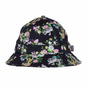RIPNDIP - Blooming Nerm Cotton Twill Bucket (Black)