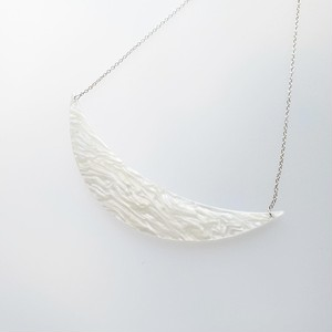 upcycle plate necklace / 2色展開【INHEELS】