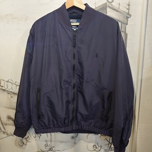 POLO Ralph Lauren nylon zip up jacket