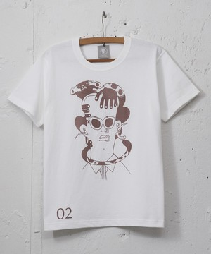 """Page. < 02 >  """" SPOTTED MONKEY & MAN """""""