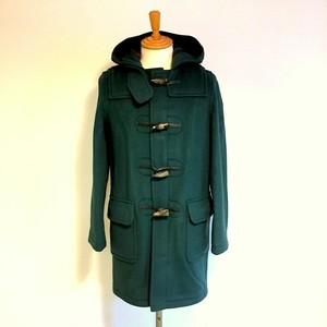 Martin Slim Long Duffle Coat BRG(D.Green)