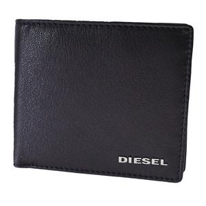 ディーゼル DIESEL 短財布 メンズ X05601 P1752 H6818 ブラック