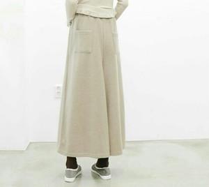 韓国レディース服☆起毛ワイドパンツ
