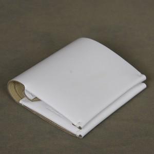 二つ折り財布 イタリア製ベジタブルタンニン