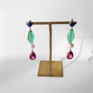 lapis lazuli bijou pierce