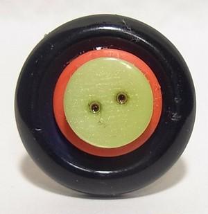 ヴィンテージボタンを使ったリング フリーサイズ 4118R