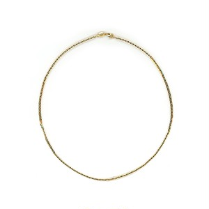【GF1-85】18 inch 14K gold filled chain necklace