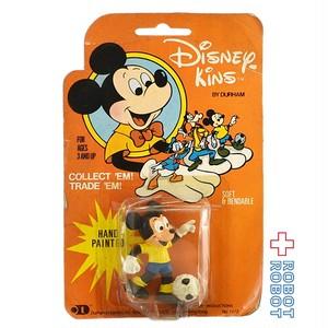 ディズニー ミッキーマウス ディズニキン PVCフィギュア 台紙入