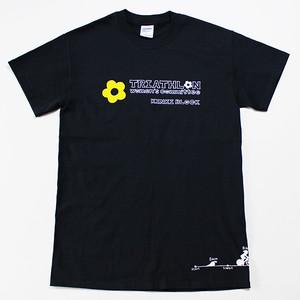 トライアスロンTシャツ(黒)