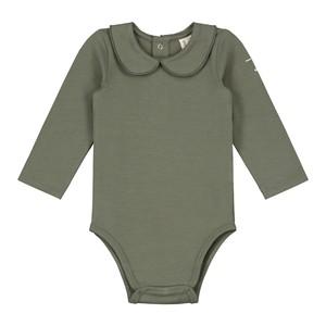 GRAY LABEL / Baby Collar Onesie[Moss]